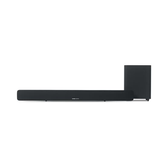 HK SB20 - Black - Advanced soundbar with Bluetooth and powerful wireless subwoofer - Detailshot 1