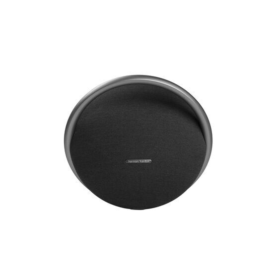 Onyx Studio 7 - Black - Portable Stereo Bluetooth Speaker - Front