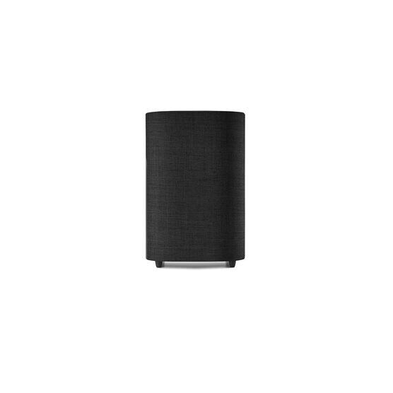 Harman Kardon Citation Sub S - Black - Compact wireless subwoofer with deep bass - Left