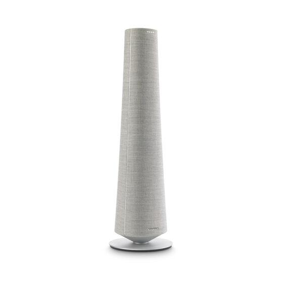 Harman Kardon Citation Tower - Grey - Smart Premium Floorstanding Speaker that delivers an impactful performance - Detailshot 2