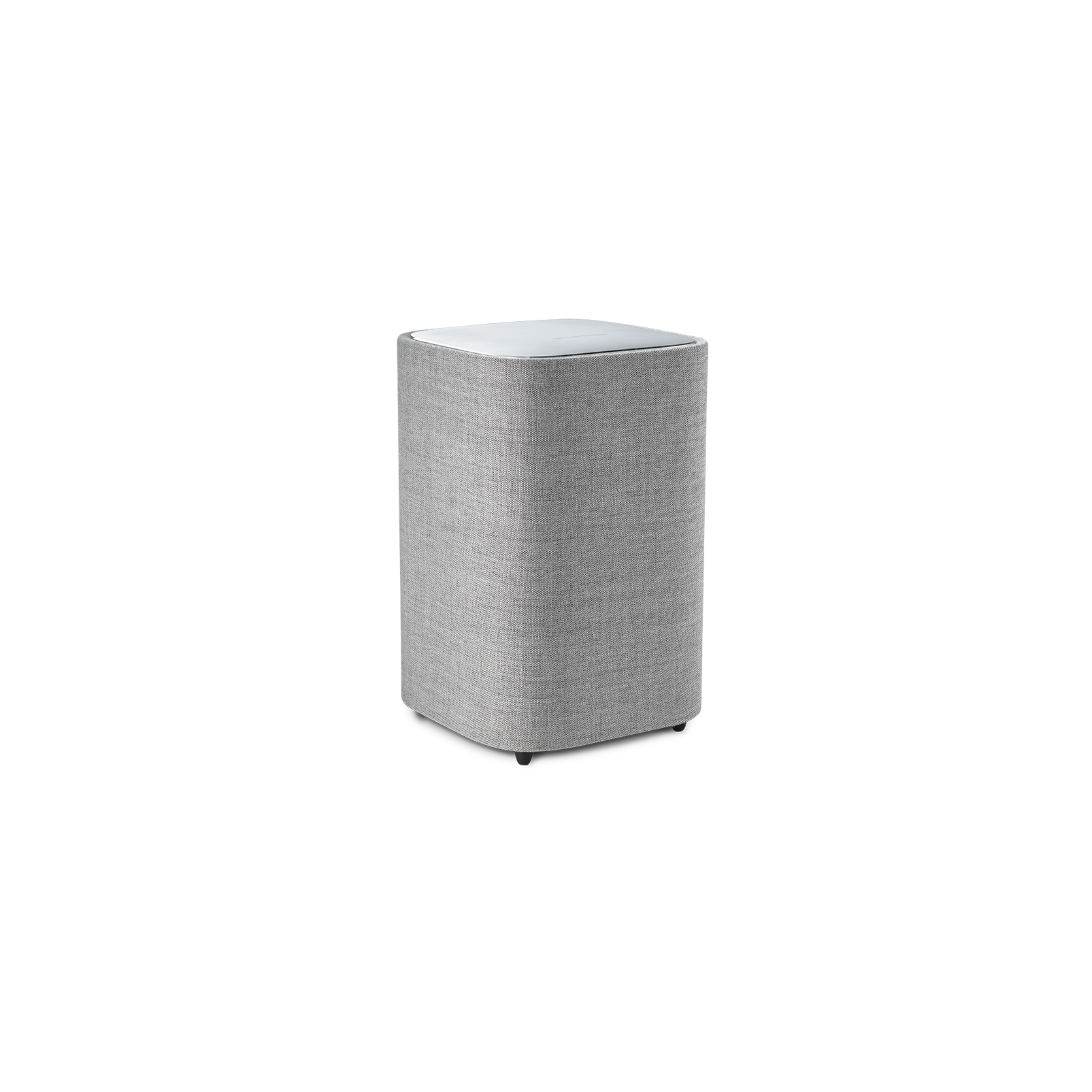 Harman Kardon Citation Sub S - Grey - Compact wireless subwoofer with deep bass - Hero
