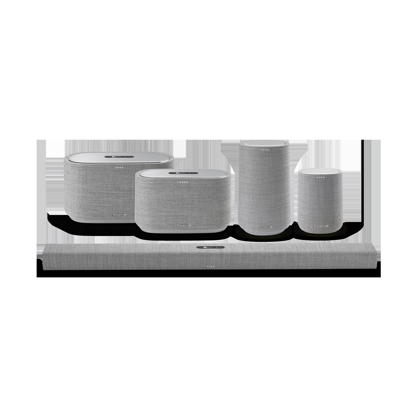 Harman Kardon Citation ONE - Grey - Compact, smart and amazing sound - Detailshot 5